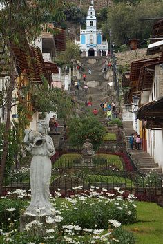 The place where the Inca Empire came to an end, Cajamarca, Peru (by Distra).