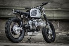 BMW Scrambler   Down & Out Cafe Racers