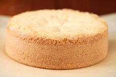 Sponge Cake Recipes from Scratch