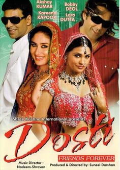 Dosti (2005) Full Movie Watch Online Free HD - MoviezCinema.Com