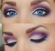 <3 this! .........   Linda Hallberg - makeup artist
