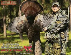 By Nancy Jo Adams The most important thing for a successful turkey hunt is knowing your shotgun's pattern with your choke and ammo combination.