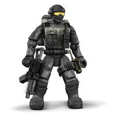 Call of Duty - Customizer | Mega Bloks - Collectors