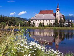 Kláštor v Okoličnom, Slovakia