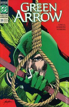 Green Arrow (1987 1st Series) 55
