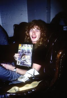 Dave Mustaine-Megadeth...........