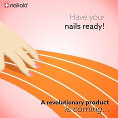Have your nails ready! A revolutionary product is coming... TOMORROW!!! 😱💅🏼💕 #nailpolish #nailaid #nailcare #bestnailcarebrand #nailaidworks #nailpolishaddict #nailpolishremover #polishremover #manicure #nailart #nailstagram #nail #nails #happyhumpday #happywednesday #wednesday #miercoles
