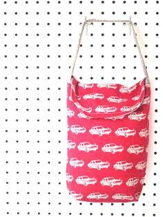 Tutorial: Fabric lunch bag