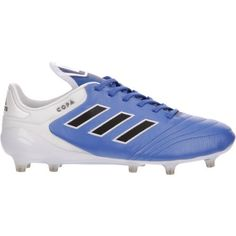 Adidas Men's Copa 17.1 FG Soccer Cleats (Blue/Core Black/Footwear White,  Size 11) - Adult Soccer Shoes at Academy Sports
