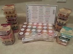 bead organizers for BBMB testers http://MindiKrase.scentsy.us
