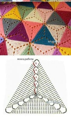 Pattern Square Triangle Granny Square Pattern – Knitting and CrochetHobby: Damskie pasje i hobby. Odkryj i pokaż innym Twoje hobby.This Pin was discovered by 木木.Beautiful Granny Square - great for a blanket.CAL Crochet In Boom Flower Square Fr Crochet Squares, Crochet Doily Diagram, Crochet Motifs, Granny Square Crochet Pattern, Crochet Blanket Patterns, Crochet Afghans, Crochet Stitches, Knitting Patterns, Crochet Granny