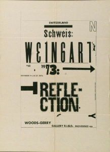 Wolfgang Weingart who was born in 1941 in southern German attended the Merz Akademie in Stuttgart from 1958 to 1960 where he familiarized himself with typesetting and the process of making linocuts and woodcuts. Here are some awesome poster by the artist.  Wolfgang Weingart - from Pixelgray.