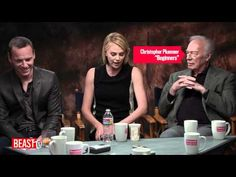 Theron and Fassbender's Impersonations - YouTube
