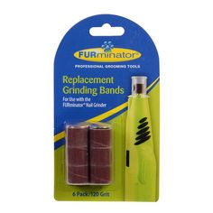 Furminator Nail Grinder Replacement Bands, 6-Pack >>> You can get more details by clicking on the image.