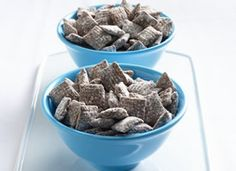 Under-a-Minute Healthy Puppy Chow    ~This puppy chow takes less than a minute to make, and is the perfect snack for those days when you are in a rush. The recipe is vegan, gluten-free, dairy-free, and of course, sugar-free!