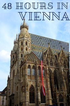 Vienna, Austria - Discover the Top Things to do in Vienna in 2 days from exploring the magnificent palaces and churches to visiting world-class museums and the Opera. #traveldestinations