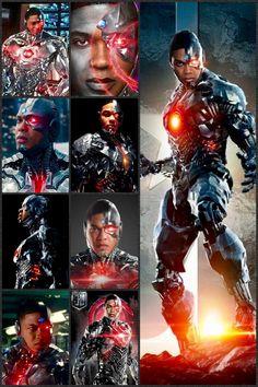 Cyborg: The Cybernetic Man