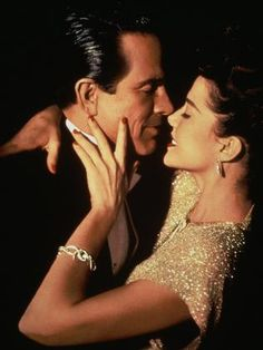 Annette Bening & Warren Beatty.  Cheers to taming the untamable.