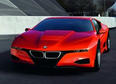 BMW M1 Super Car. @Deidré Wallace