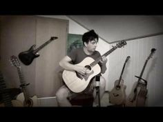 #StereoBus vi segnala Jiraya Opening on Acoustic Guitar by GuitarGamer (Fabio Lima) - YouTube