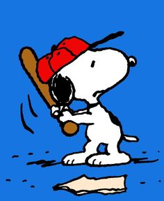 snoopy baseball images - Google Search