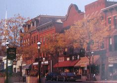 My beautiful hometown Madison, NJ
