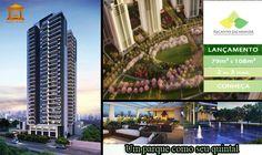Recanto Jacarandá, Jardim das Perdizes Barra Funda, apartamento com 79m² a 108m² 2 e 3 dorms   vagas. Só na Alenkar Imóveis www.alenkar.com.br