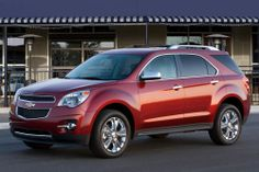 2013 Chevrolet Equinox LTZ 4dr SUV Exterior. This is the car I wanted.. :c Eddy's dad says it breaks down a lot.