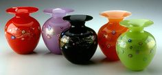 Ken and Ingrid Hanson Art Glass