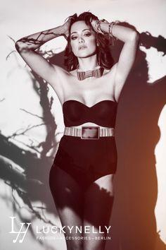 Model: Teresa Habereder Photographer: Alex Geier
