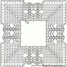 Discover thousands of images about Irish lace, crochet, crochet patterns, clothing and decorations for the house, crocheted. IG ~ ~ crochet yoke for girl's dress ~ pattern diagram Elegant dresses + crochet skirt of tulle. Red Crochet Dress, Poncho Crochet, Crochet Yoke, Mode Crochet, Crochet Diy, Crochet Collar, Crochet Girls, Crochet Diagram, Crochet Chart