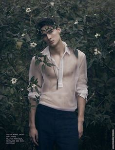 'Boyhood': Editorial por Olivier Yoan para Elsewhere Magazine #7 | Male Fashion Trends