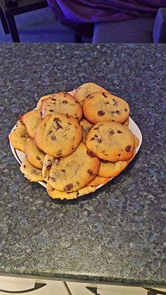 american cookies wie bei subway ein raffiniertes rezept aus der kategorie kekse pl tzchen. Black Bedroom Furniture Sets. Home Design Ideas