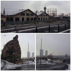 #facebook takipçilerimizden gelen fotoğraflardan.. #yedikule #yedikulem #benimyedikulem #photo #kar #snow #instasnow #instapic #instaphoto #photooftoday #picoftoday #istanbul #constantinopolis #anıyakala (Yedikule, Istanbul, Turkey)
