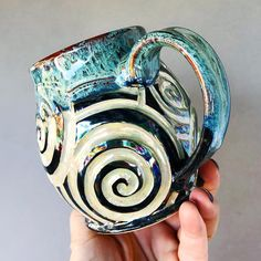 """3,800 Beğenme, 163 Yorum - Instagram'da Leigh Anne Thompson (@elanpottery): """"I know it's early but I'm starting to think of holiday gifts! I have a few ideas in mind and I…"""""""