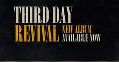 "Mark Lee of Third Day an iTickets Insider Exclusive Interview!  Listen here to Mark Lee of Third Day talk about the New Album from Third Day titled ""Revival"". Also, hear what question Mark Lee has for Tenth Ave. North!"