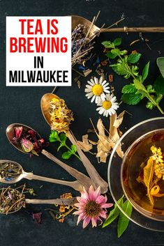 As tea lovers, we always try to find the best spots for local tea sippers on our travels. To our delight, Milwaukee is full of places that make tea, places to drink tea and places to just sip and relax with your tea. #TeaLover #TeaDrinker #TeaTravels