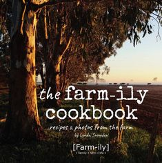 Another fabulous Christmas gift idea that supports a regional family - the farm-ily cookbook by Lynda Snowden is a compilation of over 120 family favourite recipies accompanied by beautiful photographs of life on the farm in Riverina NSW. ~*~ #farmlife #countrycookbook #uniquechristmasgift #christmasgiftideas #shopsmall #shoplocal #buyfromthebush