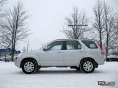 This isn't my car but its the same model. Honda CRV Executive. Love it!