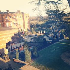 View from my room! Beautiful gardens... Photo by matilda32