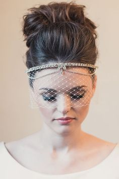 Klaire Van Elton Bridal Adornments ~ Vintage Inspired Accessories with a Contemporary Twist
