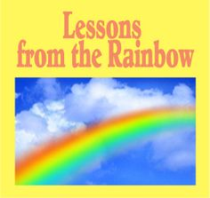 Post-Lessons-from-a-Rainbow-pic: Lessons From the Rainbow – A Fun Bible Object Lesson for Your Kids