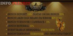 Freebet like dan share facebook dari JARUMPOKER1.com