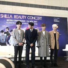 171124 #SHINee Shilla Beauty Concert in Singapore