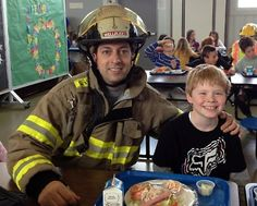 Lunch with firefighters! Contact your local fire station and arrange to have some of the firefighters join the students for lunch. They are always enthusiastic about community events and it's free! Incentive Ideas, Parent Club, Community Events, Pta, Firefighters, Fundraising, Students, Join, Lunch