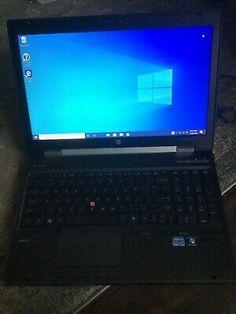 Hp EliteBook 8560p Hinges with Brackets L+R set USED