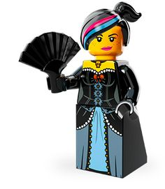 WildWest Wyldstyle/ Is this a lego? It looks like a lady lego. So I am putting it here.