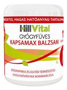 Kapsamax balzsam - izomfájdalmakra