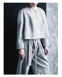DETAILS| Grey cashemir costume by #o44o5 ONE SIZE (s -m) Now in store @o44o5  Photo by @ivaphoto_ Model @khelenamilankovic Style by @srpski.shkaf #location @qweex.campus  #Sale #dark #darkstyle #darkfashion #ss #streetstyle #streetfashion #fashion #fw #bw #milano #paris  #london #moscow #spb #avantgarde #avantgardefashion #look #photographer #photoshoot #photography  #designer #black #clothes #lookofthedayo44o5