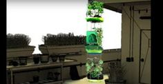 "howtojakes: HYDROPONIC ""GROW ANYTHING"" TOWER"